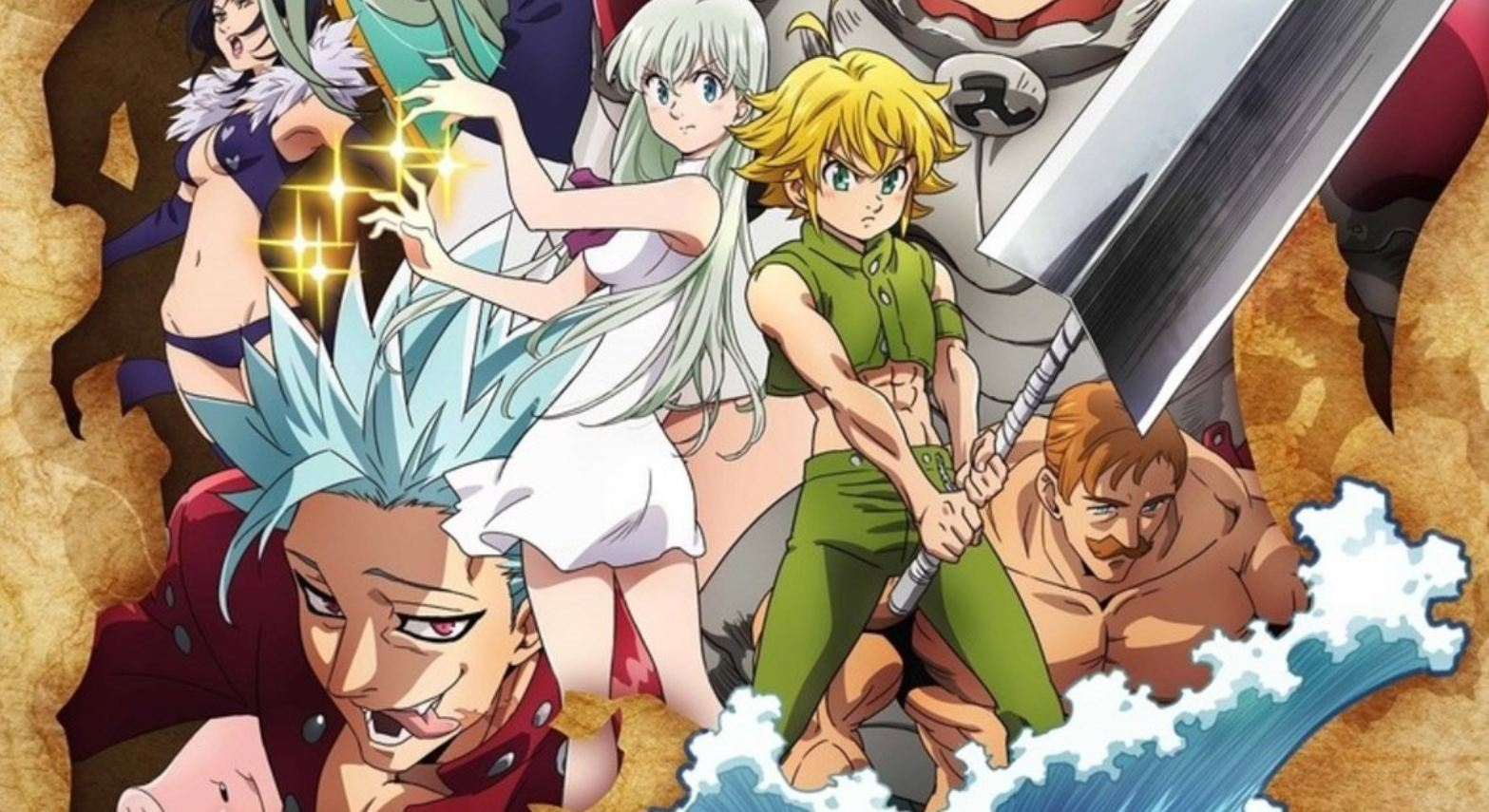 Netflix's Seven Deadly Sins Season 4: Coming in July 2020