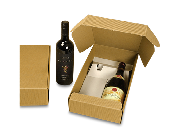 How wine boxes keep the wine quality fresh during shipping