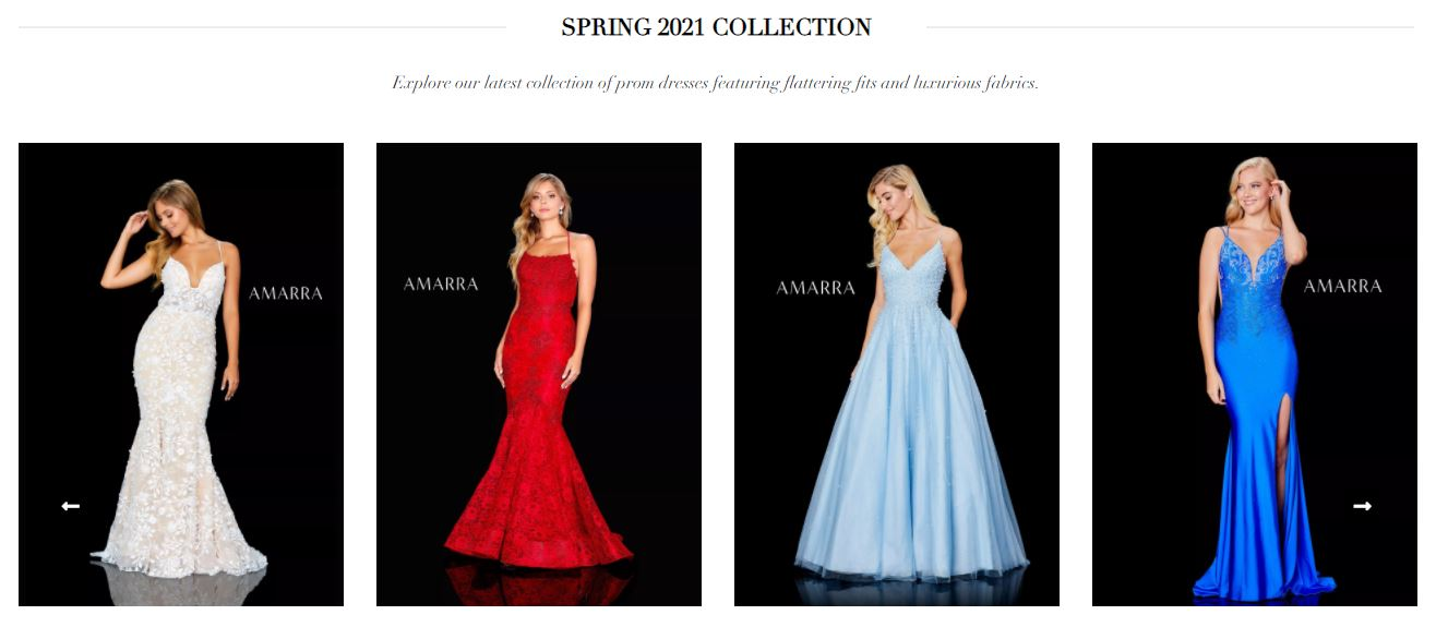 Prom Collection