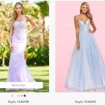 The best place to buy prom dresses for less